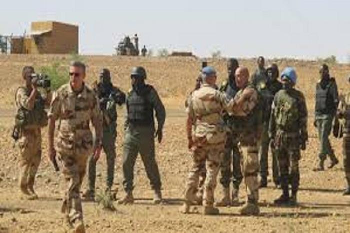 Report de l'élection des conseillers des collectivités territoriales (officiel) — Mali