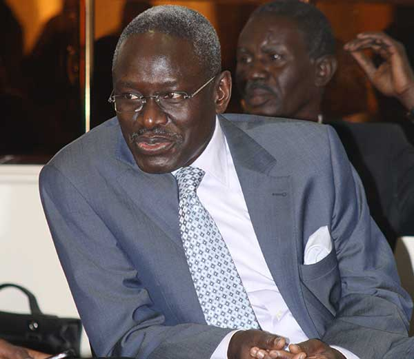 """Habib Sy dément Maimouna Ndoye Seck sur la paternité de l'Aibd : """"Le jour où Wade a proposé le projet au Président Diouf, j'étais là"""""""
