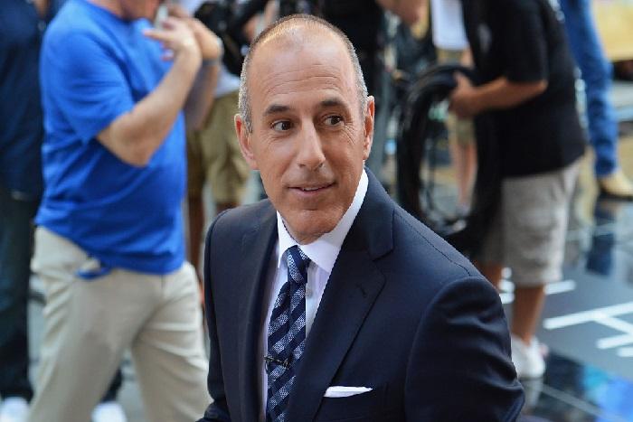 Harcèlement sexuel : licenciement du présentateur vedette de NBC News Matt Lauer