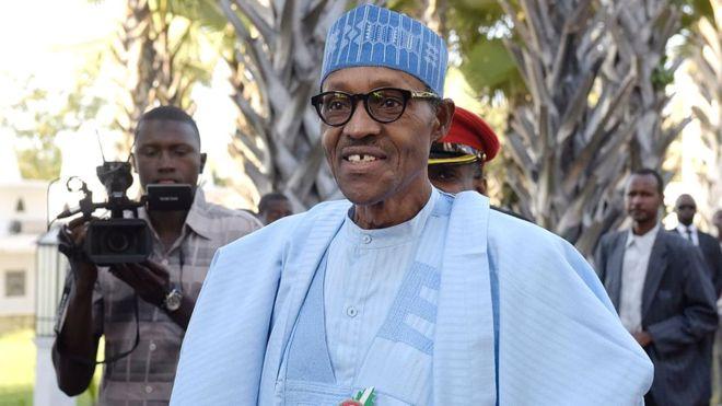 """Buhari :"""" les Nigérians sont vendus comme des chèvres """""""