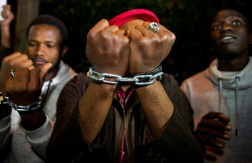 Esclavage en Libye: réunion en urgence mercredi soir entre France, Niger, Tchad, ONU, UA, UE