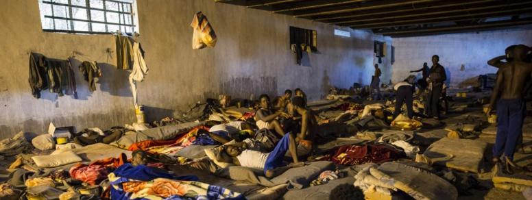 """""""Après avoir complètement déstabilisé l'Afrique, on n'a pas le droit de faire comme si de rien n'était"""": le cri d'alarme d'un médecin de MSF de retour de Libye"""