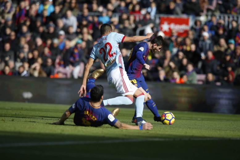 14e journée Liga : Accroché à domicile par Celta Vigo (2-2), le Barça lâche encore des points