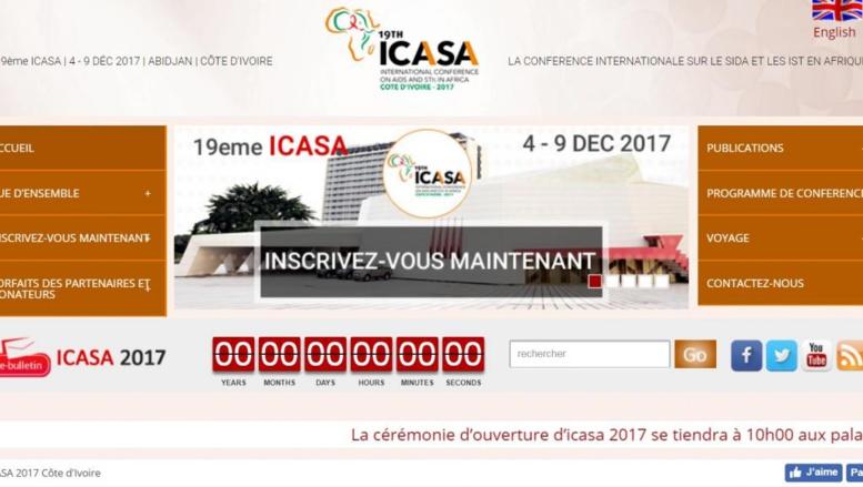 Côte d'Ivoire: ICASA, une conférence pour faire reculer le sida en Afrique