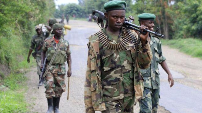 """RDC: """"d'ex-rebelles du M23 recrutés par l'armée"""""""