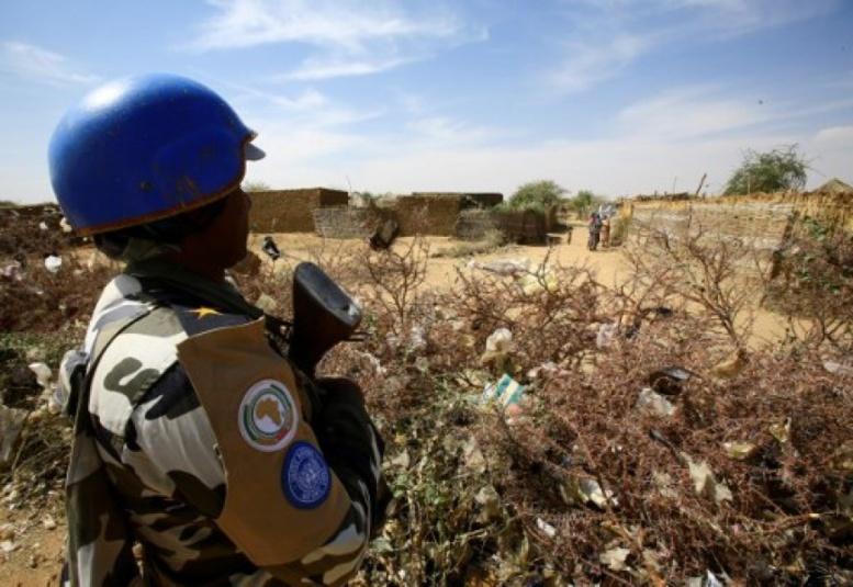 Centrafrique: un Casque bleu tué dans le centre du pays