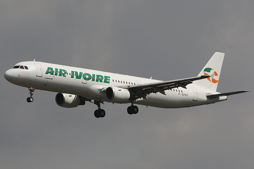 Le premier avion à atterrir sur le tarmac de l'AIBD sera celui de la compagnie Air Ivoire