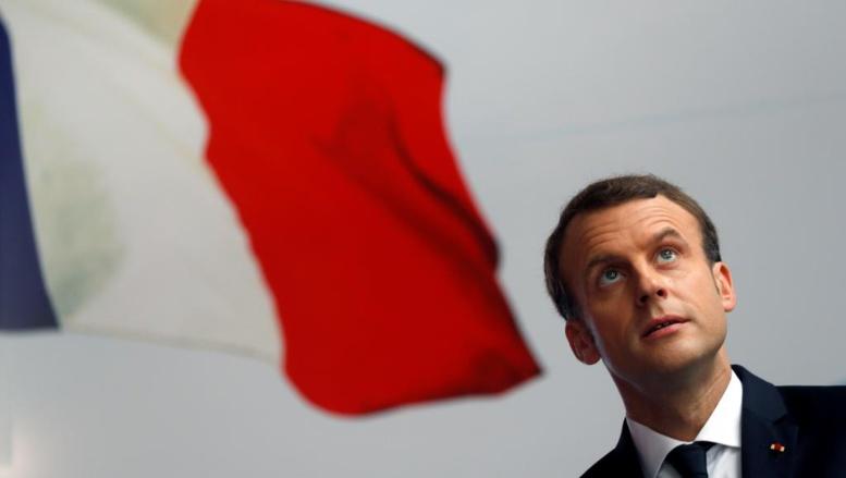 Le président français Emmanuel Macron en visite en Algérie