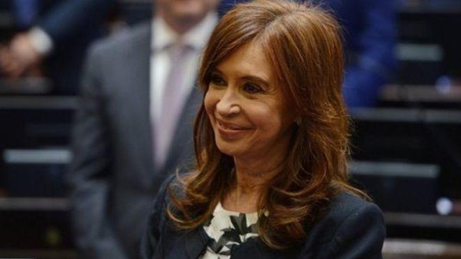 Mandat d'arrêt contre Cristina Kirchner