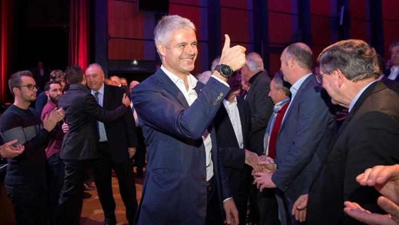 France : Laurant Wauquiez prend la tête du parti Les Républicains