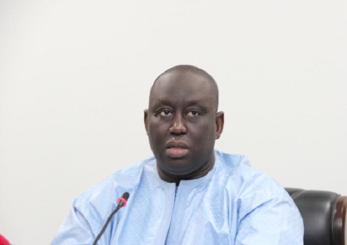 Projet de budget d'Amadou BA: Aliou Sall est à l'Assemblée nationale