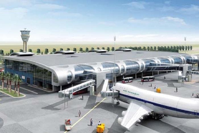 Les agents de l'Aéroport Blaise Diagne de Diass en grève