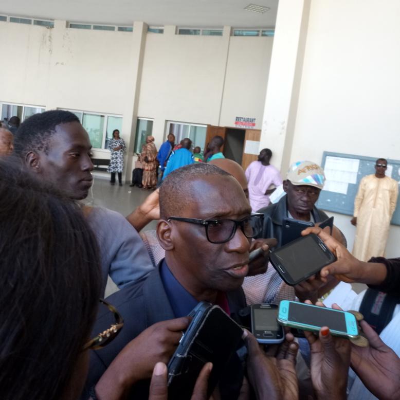 Mamadou Diop Decroix : « Il faut inverser le rapport de force »