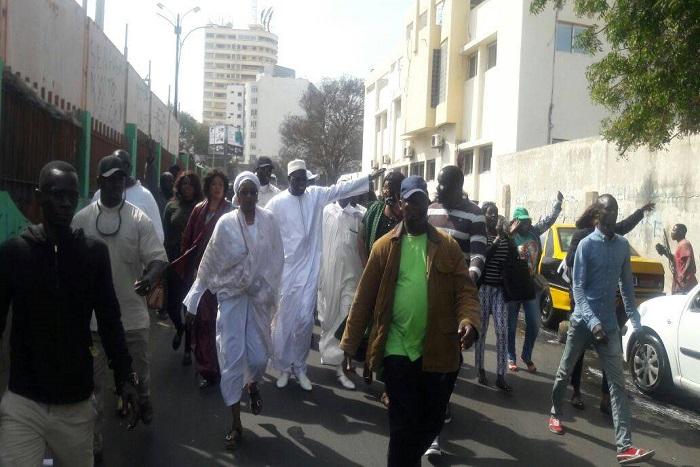 Les quotidiens sénégalais à fond sur l'ouverture du procès de Khalifa Sall