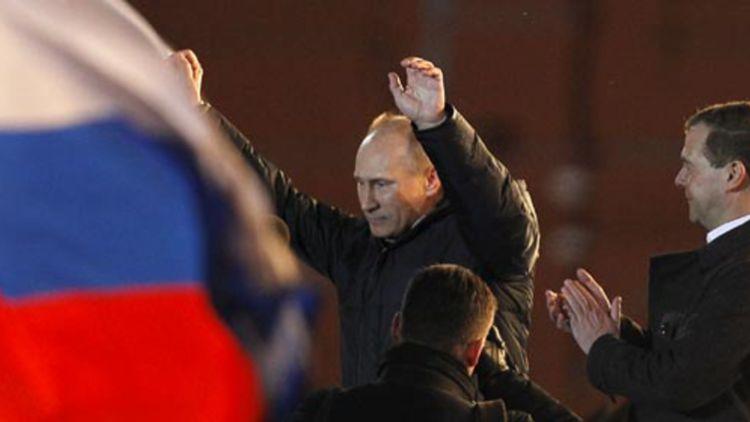 Russie : Poutine plus que jamais confiant pour la Présidentielle de 2018