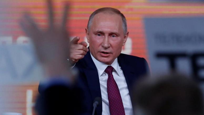 Russie: Vladimir Poutine plus confiant que jamais pour l'élection présidentielle