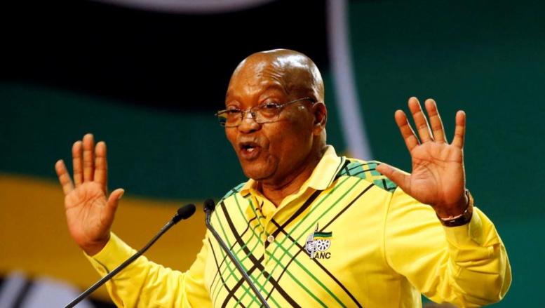 Afrique du Sud: Zuma quitte la tête de l'ANC sans prendre ses responsabilités