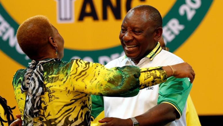 Afrique du Sud: Cyril Ramaphosa prend la succession de Jacob Zuma à l'ANC