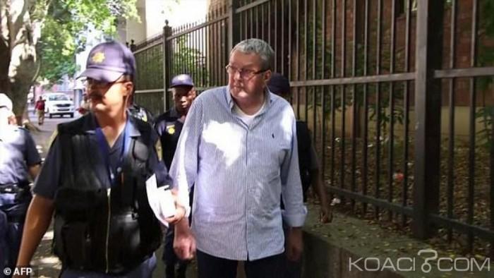 Afrique du Sud-Liberia: Un néerlandais proche de Charles Taylor libéré sous caution