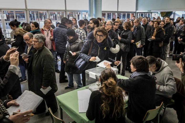 Catalogne : vers une majorité pour les indépendantistes