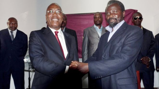 Congo-Brazzaville : signature d'un accord de paix dans le Pool