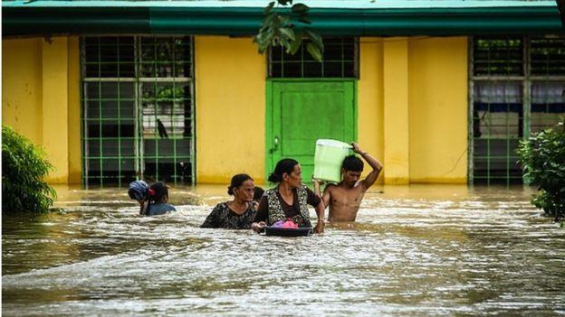 Philippines: une tempête fait plus de 200 morts