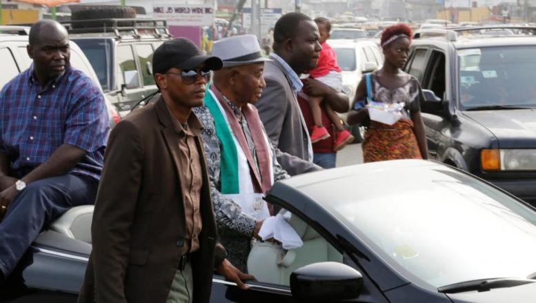 Liberia: Joseph Boakai clôt sa campagne avec un défilé de voitures dans Monrovia