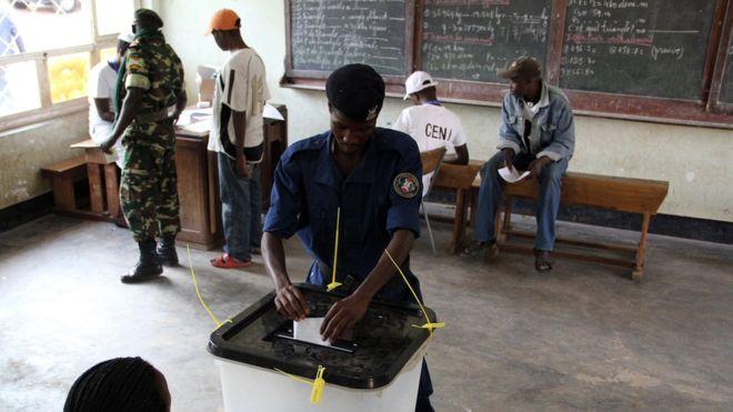 Les Burundais appelés à contribuer pour les élections