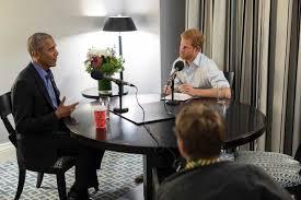 Interviewé par le prince Harry, Barack Obama tacle Donald Trump (sans le nommer)