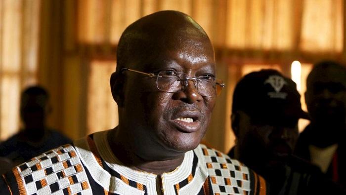 Burkina: le projet de Constitution limite le nombre de mandats présidentiels