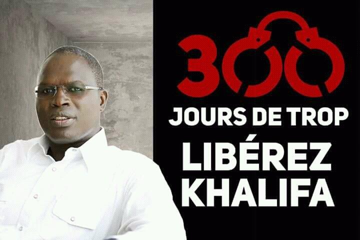 """Khalifa Sall """"commémore"""" ce samedi son 300e jour de détention sur Twitter"""