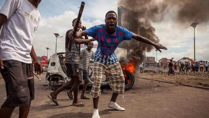 Urgent : RDC: un nouveau bilan fait état d'au moins sept morts dans les manifestations de ce matin à Kinshasa