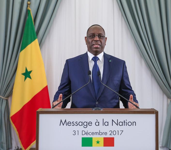 Adresse à la nation de Macky Sall: l'intégralité du discours du président