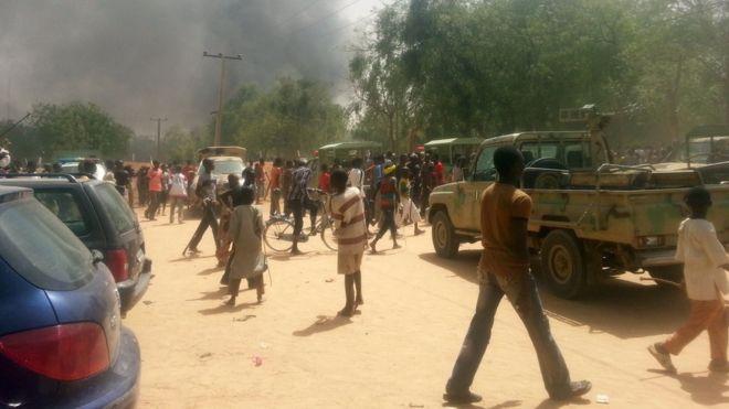 Nigeria: 25 bûcherons tués par Boko Haram