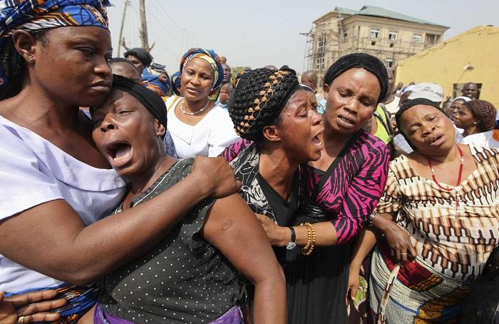 Le bilan des morts s'alourdit au Nigéria : au moins 16 fidèles ont été tués