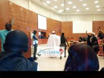 Urgent -  le procès de Khalifa Sall renvoyé au 23 janvier