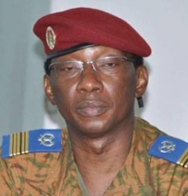 """""""Tentative de déstabilisation"""" au Burkina : Le colonel Auguste Denise Barry en prison"""