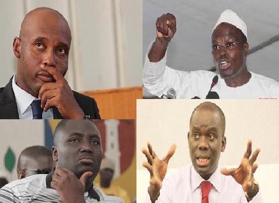 Idy Candidat de Manko à la Présidentielle : «Les proches de Khalifa Sall sentent qu'il va être condamné»