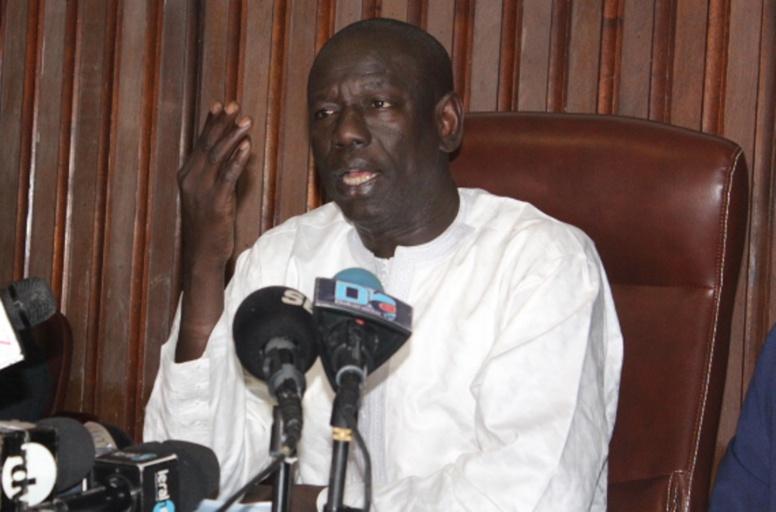 Sortie de Pape Guorgui Ndong : la réplique salée d'Abdoulaye Wilane