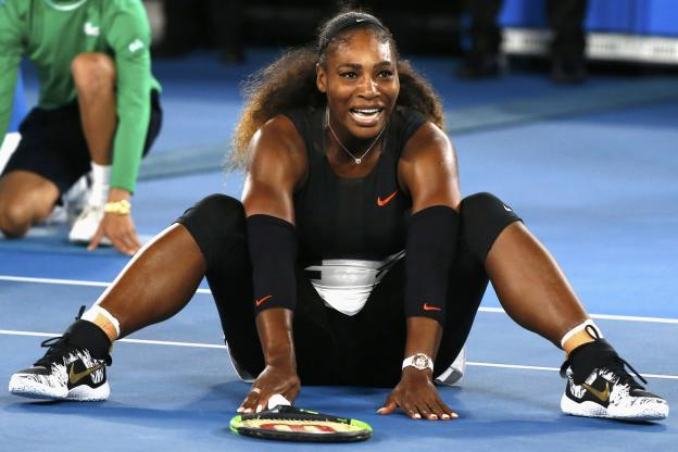 Serena Williams déclare forfait pour les Internationaux d'Australie