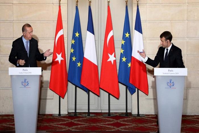 Macron propose un «partenariat» de l'UE avec la Turquie à défaut d'une adhésion