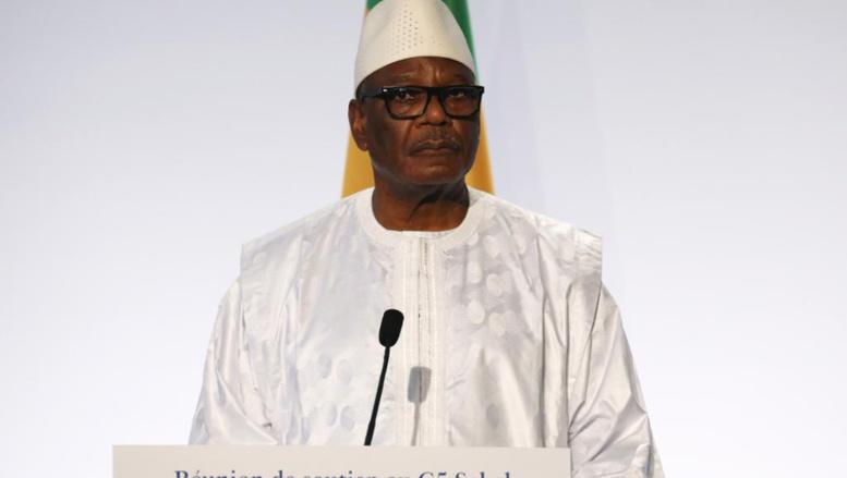 Mali : Le président appelle à un dialogue politique «inclusif» au centre du pays