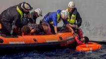 Une dizaine de migrants noyés en Méditerranée