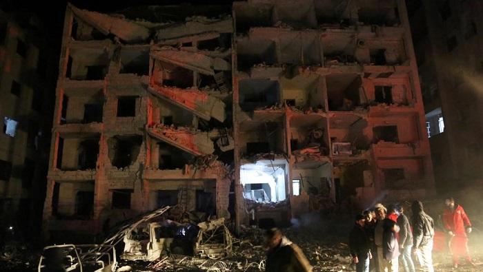 21 morts, dont huit enfants, dans des raids aériens à Idleb — Syrie