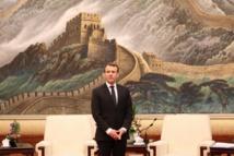 Les enjeux économiques de la première visite d'Etat en Chine d'Emmanuel Macron