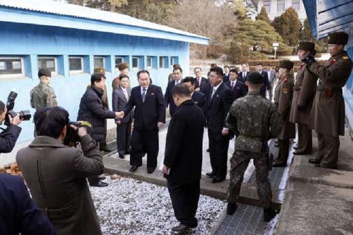 En Corée, une accalmie bienvenue