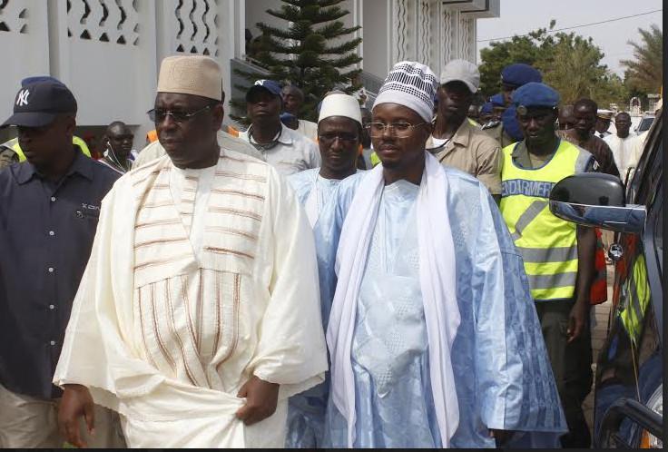Rappel à Dieu du khalife des mourides : Macky annule le Conseil des ministres et se rend à Touba avec Dionne et son Gouvernement