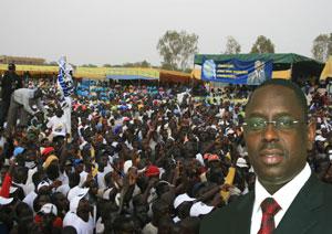 Transhumance: Macky Sall pêche dans les eaux de Wade et d'Idrissa Seck