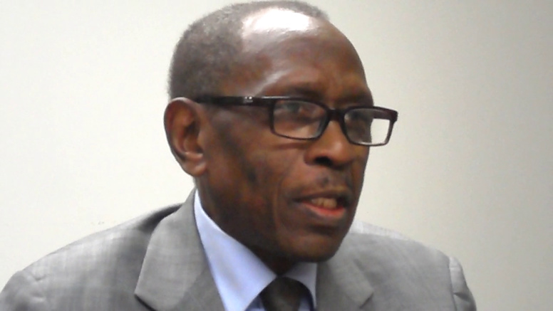 Seydou Nourou Ba, président du Cadre de concertation pour le processus élctoral