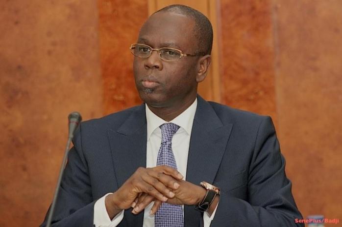Birima Mangara, «le déficit budgétaire a connu une baisse de 3,5% en 2017»